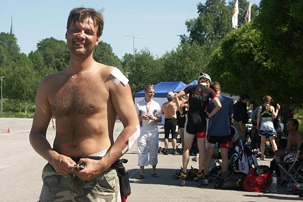 Nordiska Cupen, deltävling 2, 2007-06-06