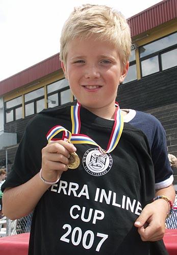 Nordisk Cup 4 i Oslo, 1 juli 2007