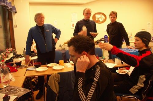 Vértex 24h, mars 2007. Foto: Ulf Haase.