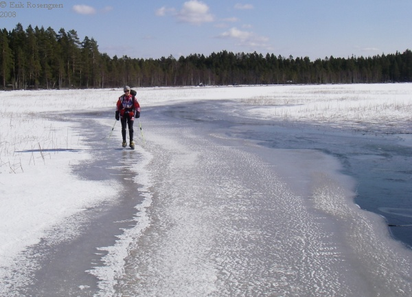 På iskanten