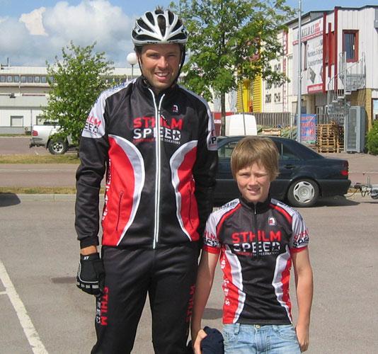 Karlstad, 500 meter, 2008-06-14. Foto: Thomas Lundqvist.