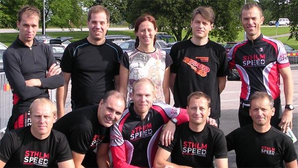 Före start, Allianslopet 2008-08-23