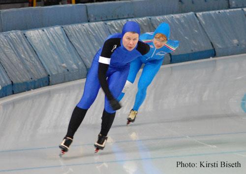Karolin Palmertz Cerne, Hamar, jan 2009. Foto: Kirsti Biseth.
