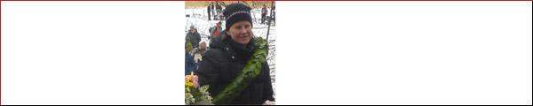 Vikingarännet 15 feb 2009, segrare Karolin Palmertz Cerne. Mobilkamerafoto: Ulf Haase.