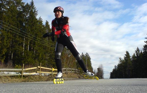 Kungsängen 2009-03-21. Mobilkamerafoto: Ulf Haase.