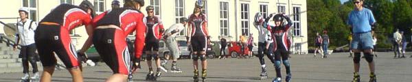 Teknikträning 2008-05-27. Mobilkamerafoto: Ulf Haase.