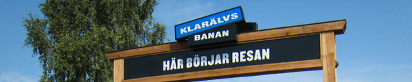Klarlvsbanan logo