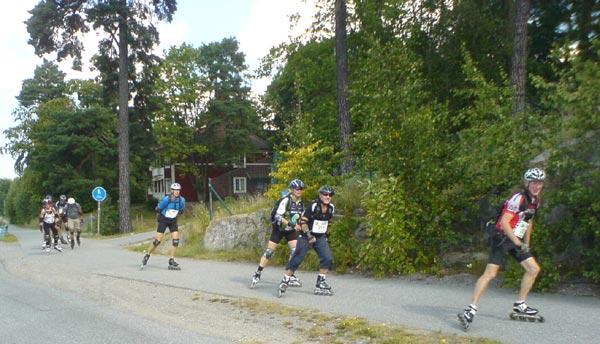 Roll of Hope, 2009-08-09. Mobilkamerafoto: Ulf Haase.