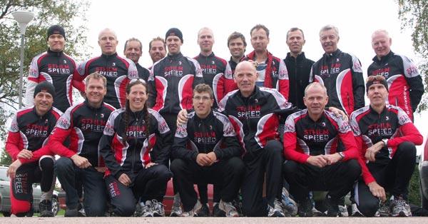 SM/RM marathon, Borlänge, 2009-09-12. Foto/självutlösare: Ulf Haase.