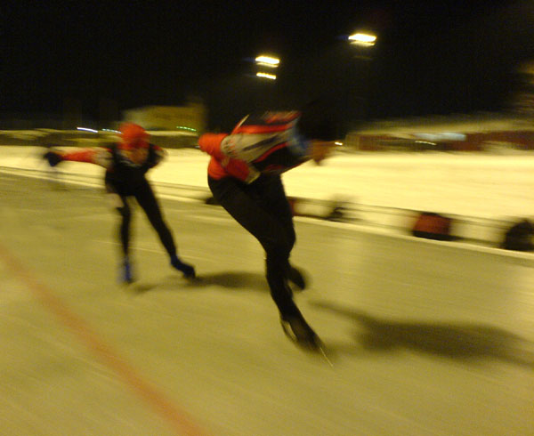 Ö–stermalms IP 2009-12-22. Mobilkamerafoto: Ulf Haase.
