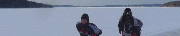 Vikingaslingan 2010-01-23. Foto: Janne Andersson.