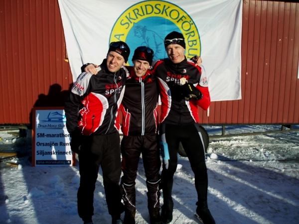 Distans-SM 2011 Foto: Gunde Hjalmarsson