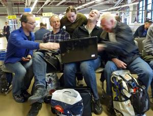 Flaeming 2012 Flygplats Foto: Klaus Carlander