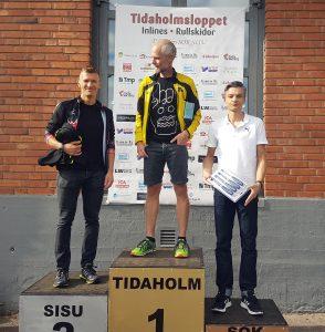 Prispall Tidaholmsloppet 2017